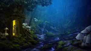 Secrets In The Forest by kuschelirmel