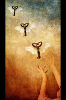 The key to happiness by kuschelirmel