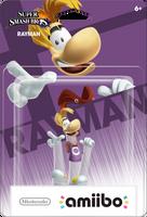 Rayman - Amiibo by Rayman2000