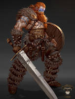 Viking(normal)-Valhalla Immortals by GeorgeStratulat