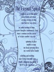 The Eternal Spiral by lilphoxy