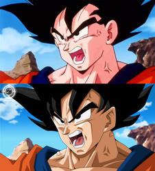 Goku Normal by zika-arts