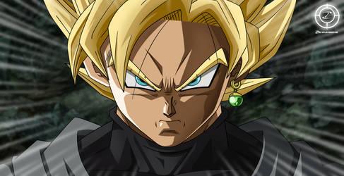 Another Goku black ssj by zika-arts