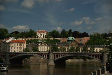 Bridge and Palais by Squirry