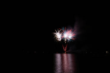 Titisee Fireworks VIII by Squirry