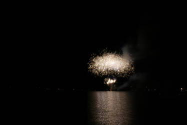 Titisee Fireworks IV by Squirry
