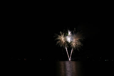 Titisee Fireworks VII by Squirry