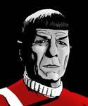 Spock by hamo1701