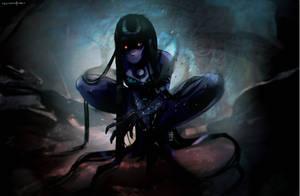 Enchantress by NikkTheHuman