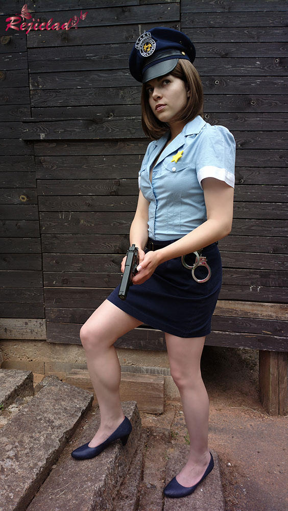 Jill Valentine Re3 Police Officer Cosplay I By Rejiclad On Deviantart