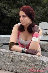 Ellie Langford Dead Space 2 cosplay I by Rejiclad