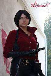 Ada Wong Resident Evil 6 cosplay I by Rejiclad