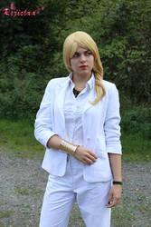 Alex Wesker RE Revelations 2 cosplay II by Rejiclad