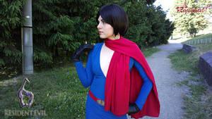 Carla Radames RE6 cosplay VII by Rejiclad
