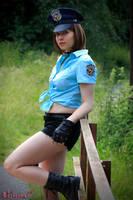 Jill Valentine RE Deadly Silence cosplay V by Rejiclad