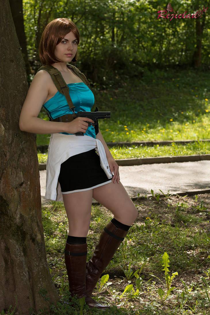Jill Valentine Re3 Nemesis Cosplay Iii By Rejiclad On Deviantart