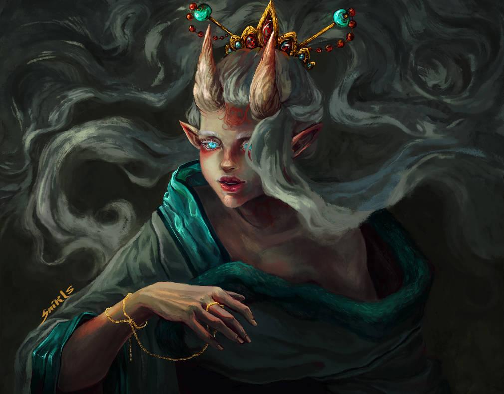 Azalea by Snikls