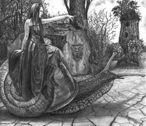 Snailrider by LMessecar