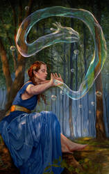 Conjurer by LMessecar