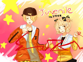 UTAU - Juvenile by MishaRoute