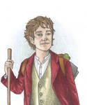 Day 20 - Bilbo Baggins by Reta-Rees