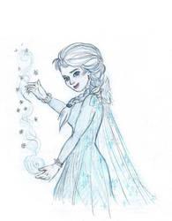 Elsa by Reta-Rees