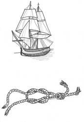 Sailing by Reta-Rees