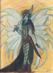 Fairy by golfpophorse