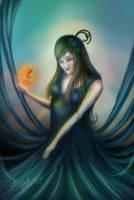 orange light by angelrose112