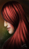 women face by angelrose112