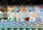 In den Wolken (Step to Step) by angelrose112