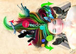 Freedom by angelrose112
