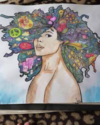 Der kreative Geist by angelrose112