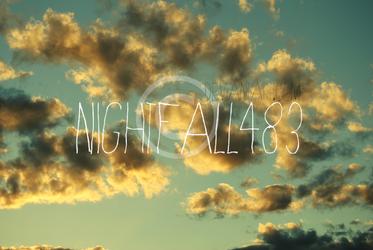 Yellow Clouds ~ by Nightfall483