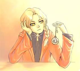 Edward Elric by foolM00N
