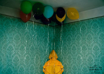 :Don't you want a balloon? : by sabbbriCA