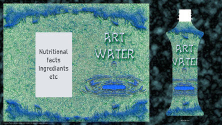 Art Water Earth Bubble entry by Wicasa-stock