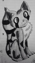 Raccoon by AlliCali