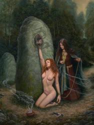 In Danann's Grove by SWKerr