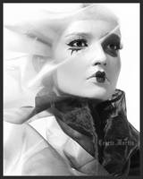 :: Black and White :: by CedZ