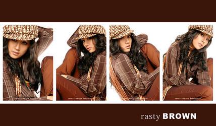 :: rasty BROWN :: by CedZ