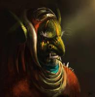 Goblin - REdesign by RainKacper