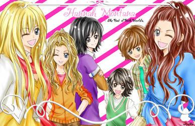 Hannah Montana by Ice-S-Cream-Twins