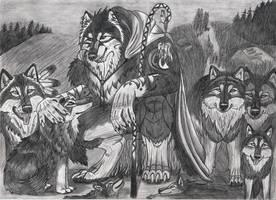 Wolf Pastor by AnsticeWolf