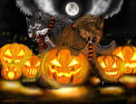 Happy Halloween 2010 by AnsticeWolf