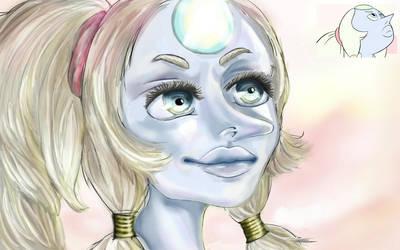 Opal - Steven Universe by HammyDLammy