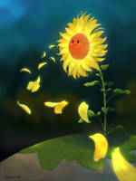 Sunflower cave wonder by Chayemor