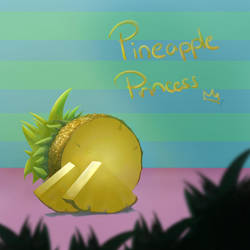 Pineapple Princess by Chayemor