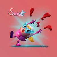 Candy Crush Friends Saga Fanart by Chayemor