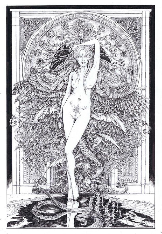 Lilith by RokuKuroda